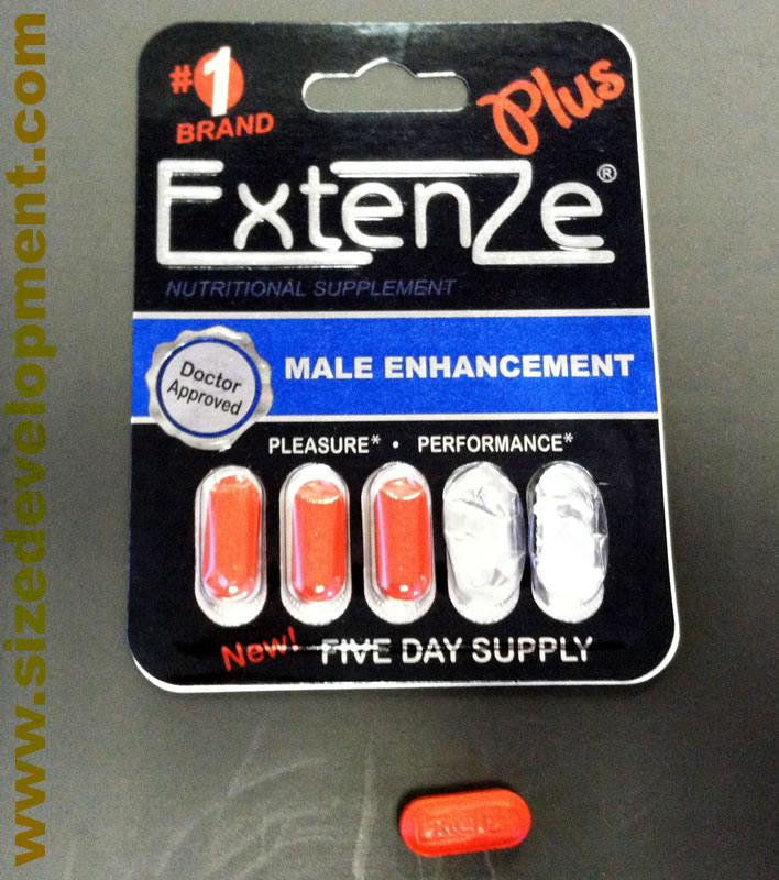 Extenze Red Pill