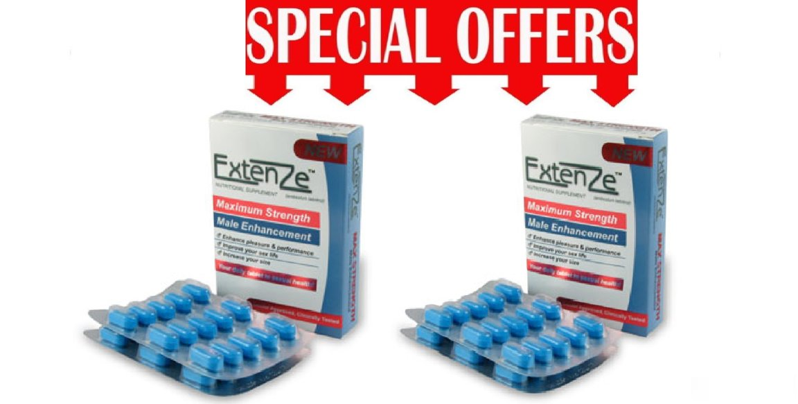 Extenze Pills Results