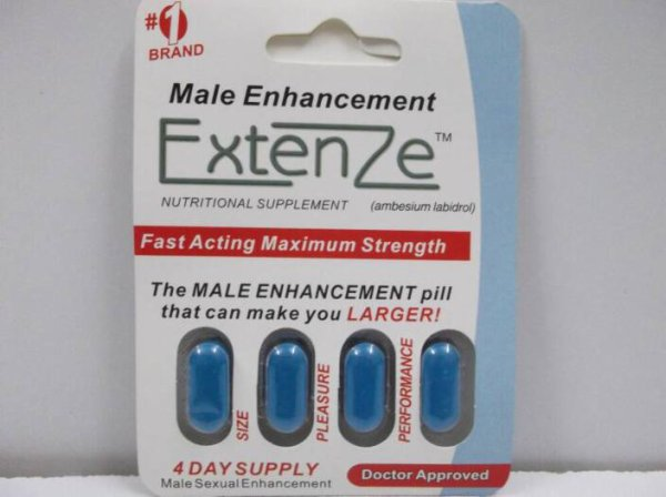 Extenze Extended Release Maximum