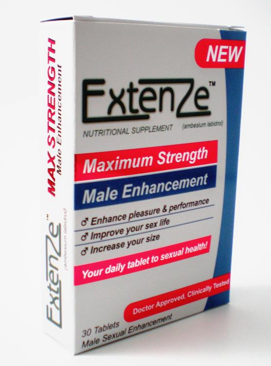 What Are Extenze Pills Used For