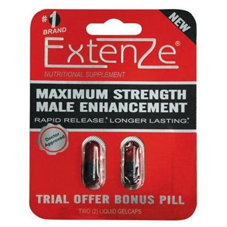 Extenze Extended Release For Sale