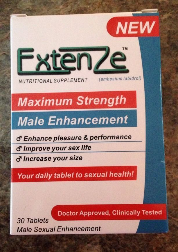 Extenze Free Trial Number