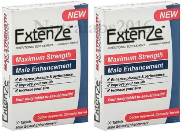 Extenze Reviews Side Effects