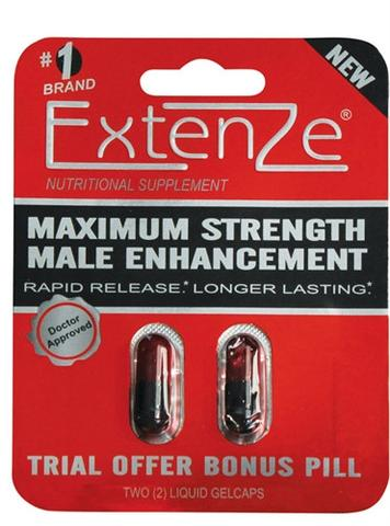 Instructions To Extenze