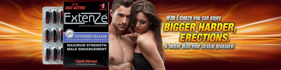 Extenze Male Enhancement Free Sample