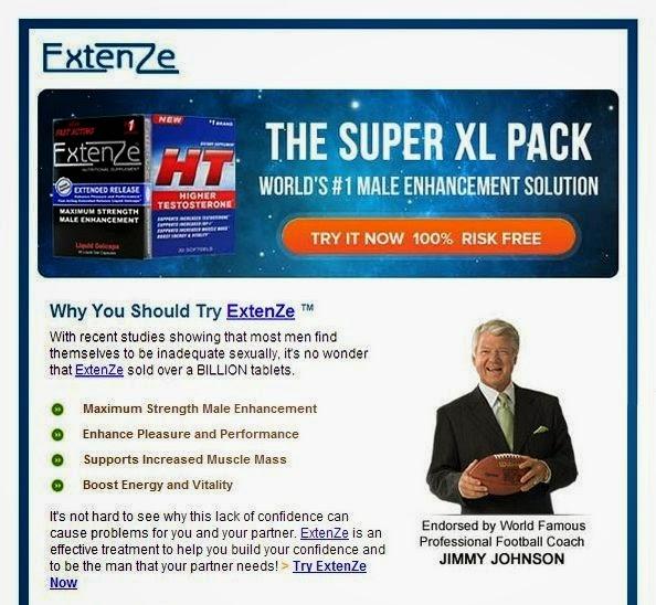 Extenze Price Cvs