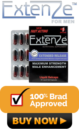 Extenze Dietary Supplement Male Enhancement