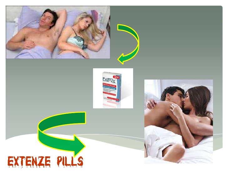 Extenze Orange Pill