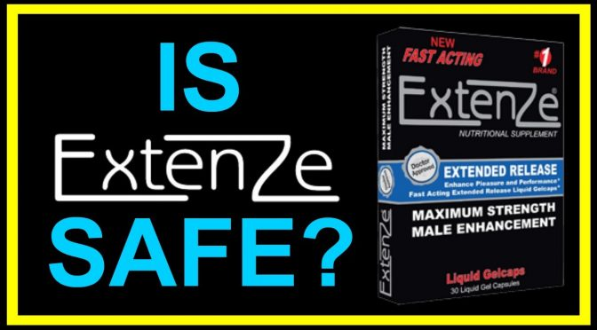Extenze Time Period