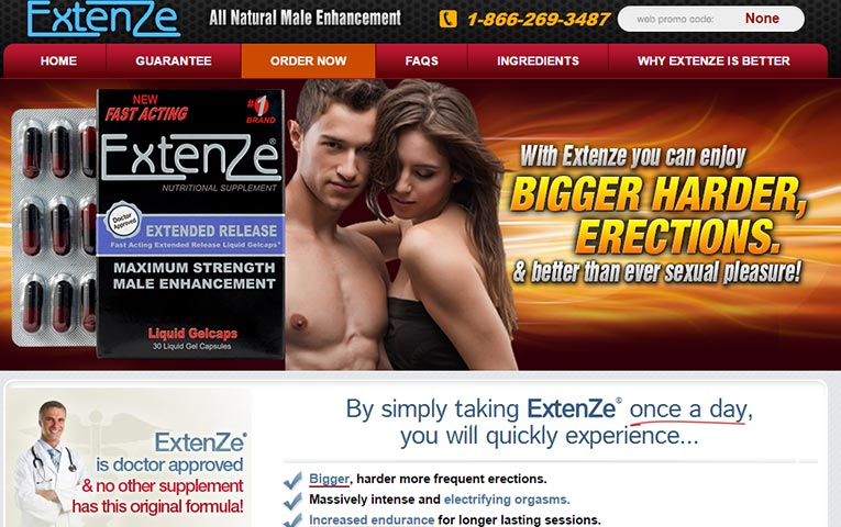 Does Extenze Gelcaps Work