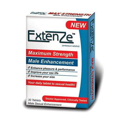 Extenze Male Enhancement Fast Acting