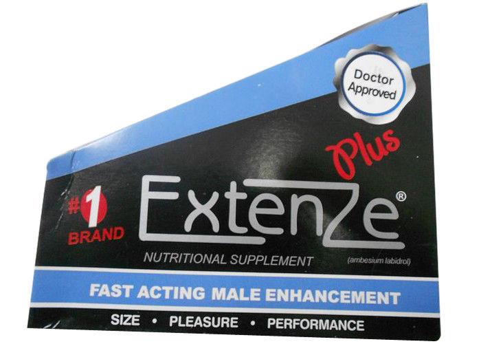 Extenze 5 Pill Pack Review