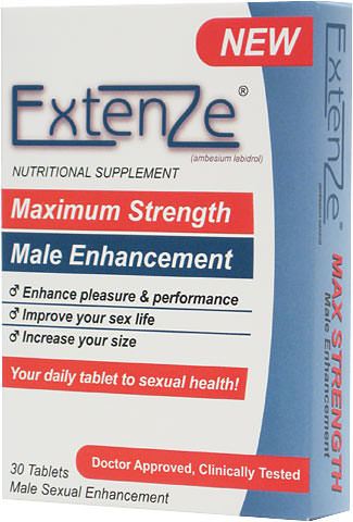 Does Extenze Rapid Release Work