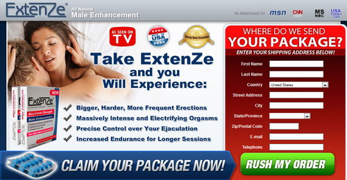 Extenze Low Testosterone