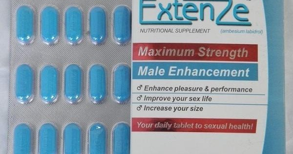 New Fast Acting Extenze Reviews