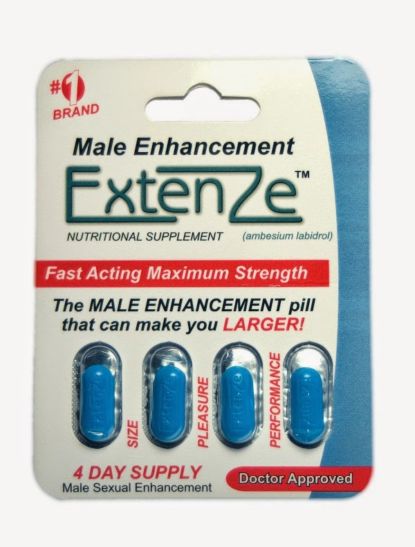 Extenze Male Enhancement Drugs