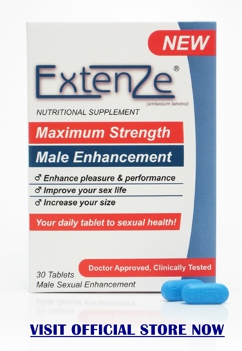 How Extenze Directions