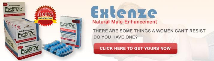 Extenze Pills Order