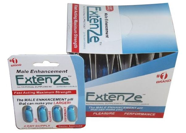 Extenze Effects