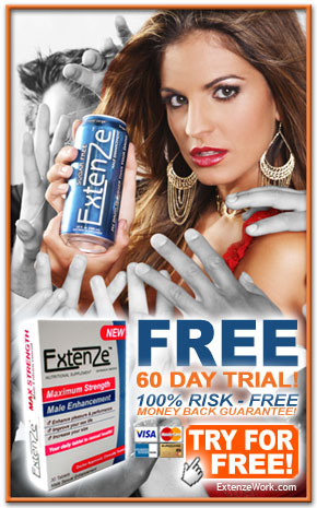 Free Trial Of Extenze Male Enhancement