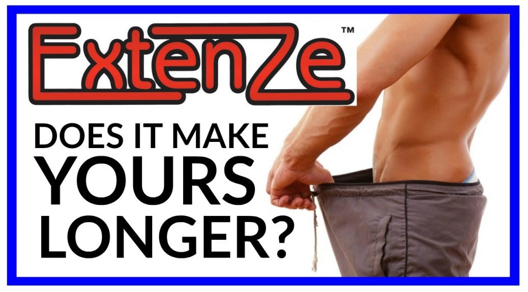 Taking Extenze With High Blood Pressure