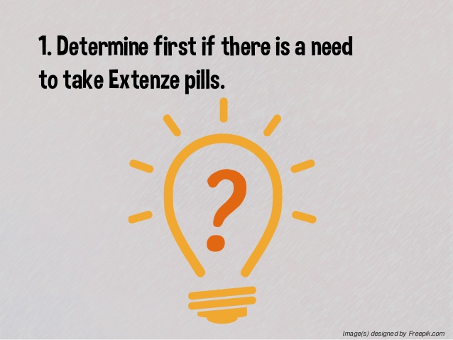 Extenze Growth Rate