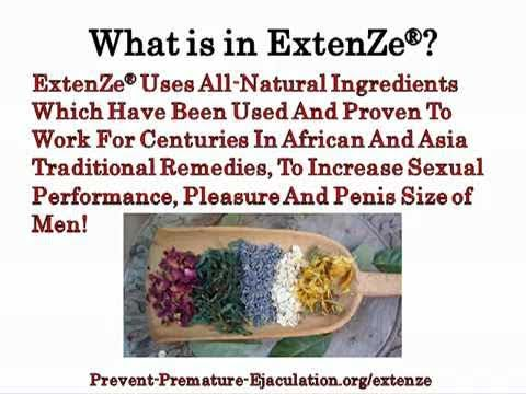 Extenze Immediate Effects
