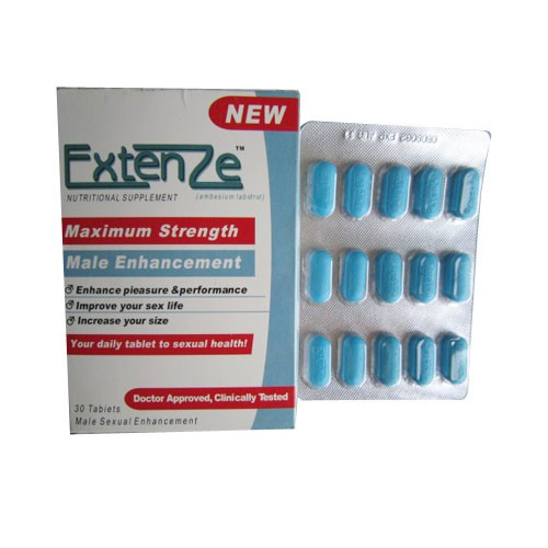 Extenze Active Ingredients