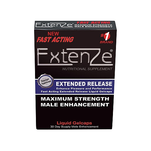 Extenze Or Libido Max