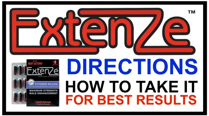 Extenze Long Term Effects