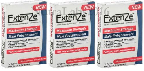 Extenze Male Enhancement Cvs